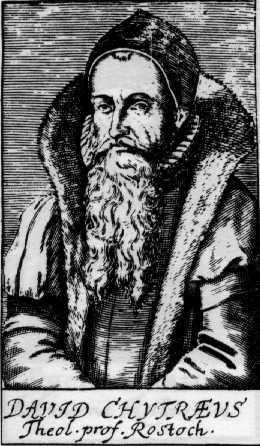 David Chytraeus